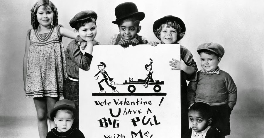 The Little Rascals Ca 1930s Vintage Everyday