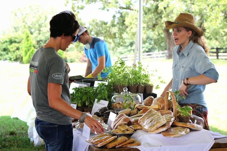 #farm2home14 P.AllenSmith GardenHome ArkansasGrown Heirloom Kitchens (c)nwafoodie