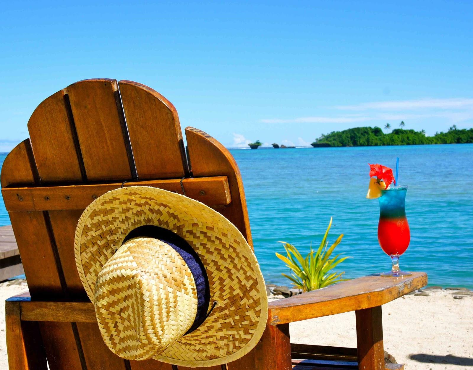 Tropical Beach Chairs Unlimited Escap...