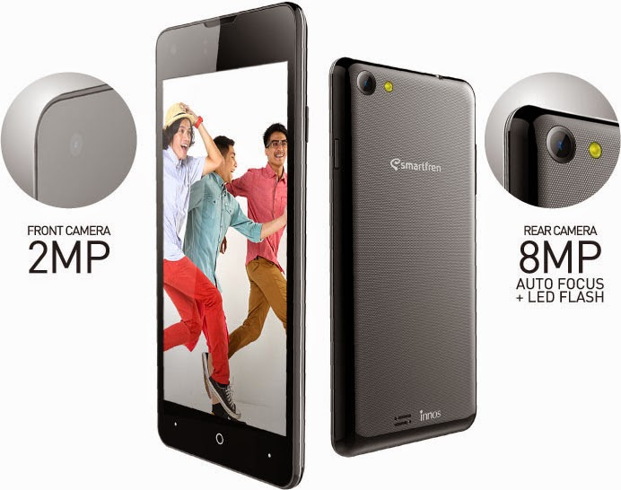 Smartfren Andromax U3 Android Phone Murah Rp 1 Jutaan