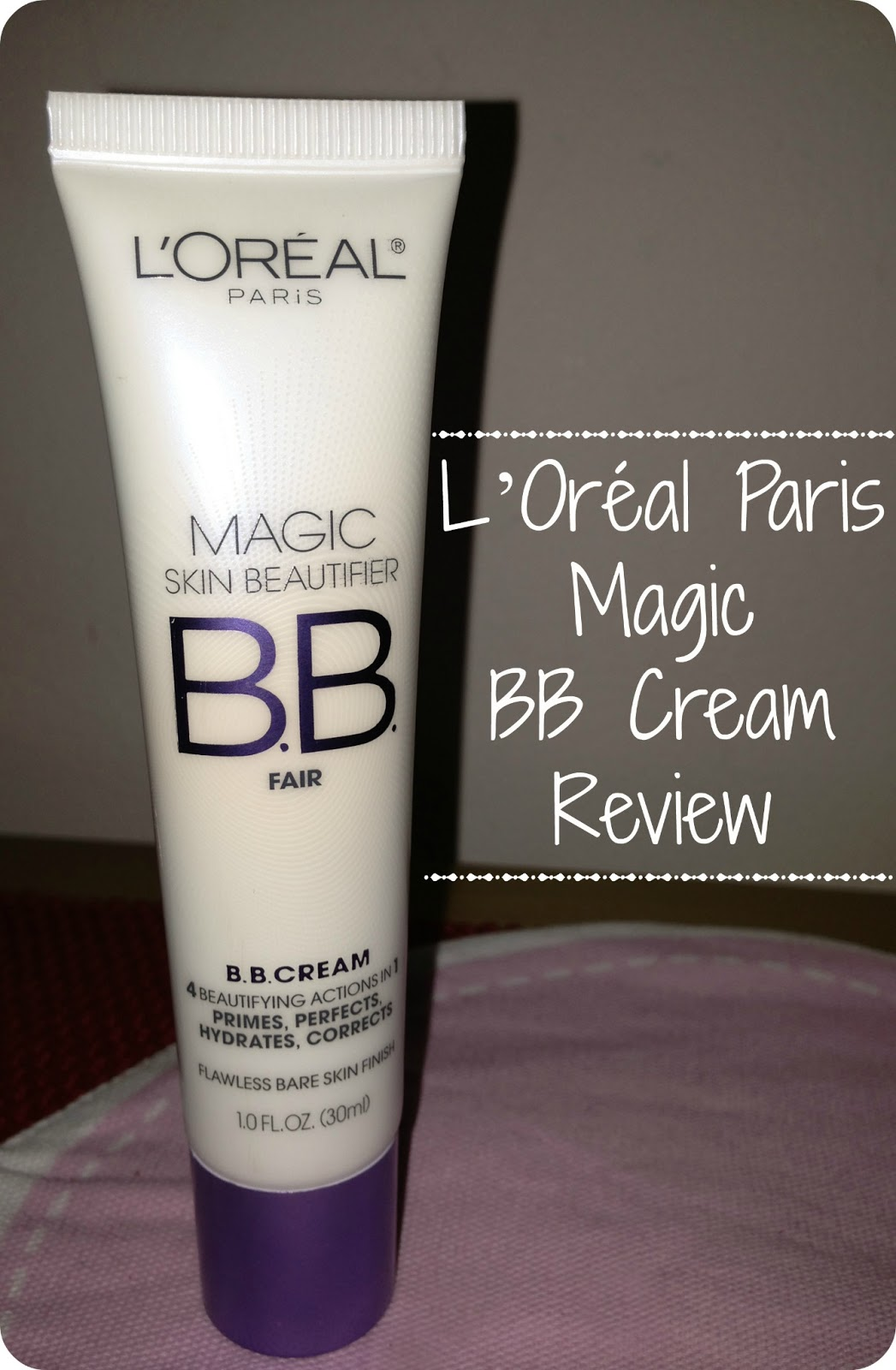 L'Oreal Nude Magique BB Cream Review & Swatches – Musings ...