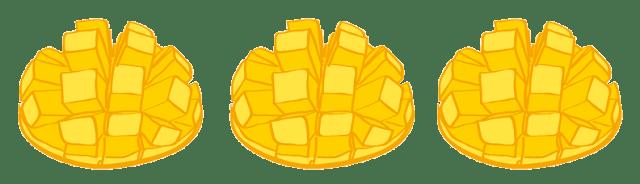 Picto mango vectoriel