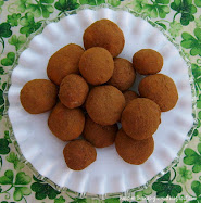 irish potatoes-coconut/cream cheese candy