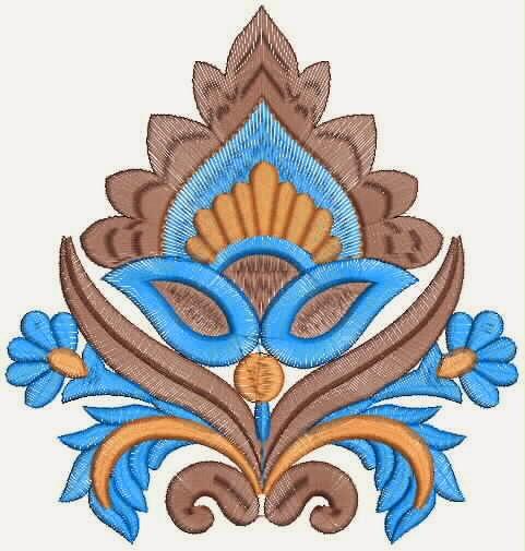 vroulike quilt ontwerp