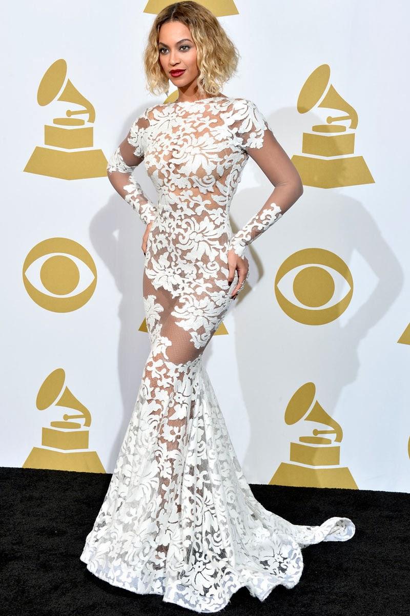 Beyonce Grammy 2014