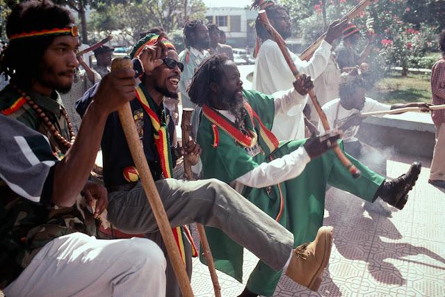 Hari Suci Rastafarian Di Ethiopia