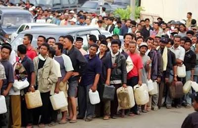 Indonesia Lebih Takut Listrik, BBM, SEMBAKO Naik Ketimbang Ledakan BOM