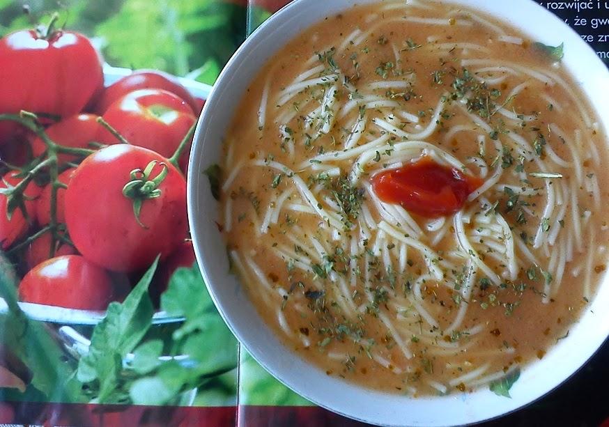 Pomidorowa zupa :)