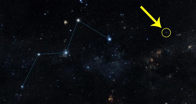 Estrela HD 219134 visível a olho nu