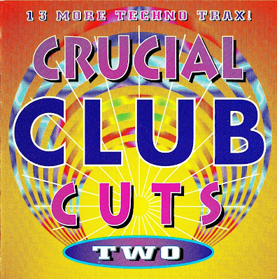 CRUCIAL CLUB CUTS 2 - vaious artists Eurodance 70's 80's 90's Disco Eurobeat Hits