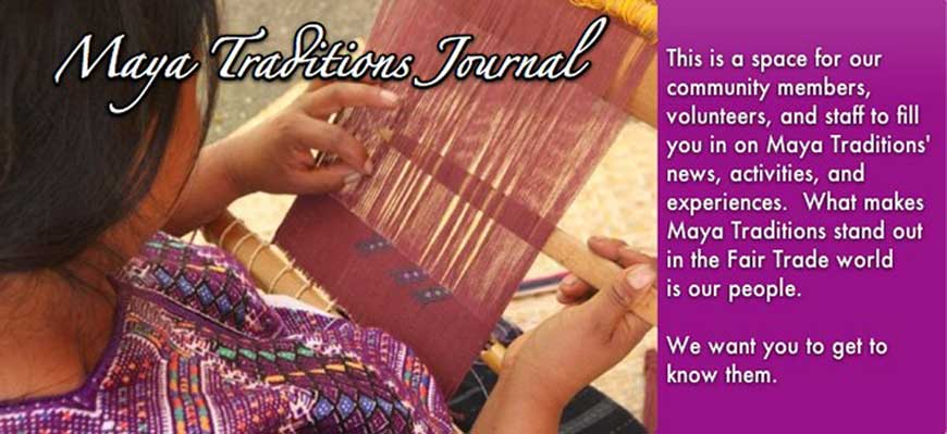 Maya Traditions Journal
