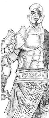 God of War, Pencils