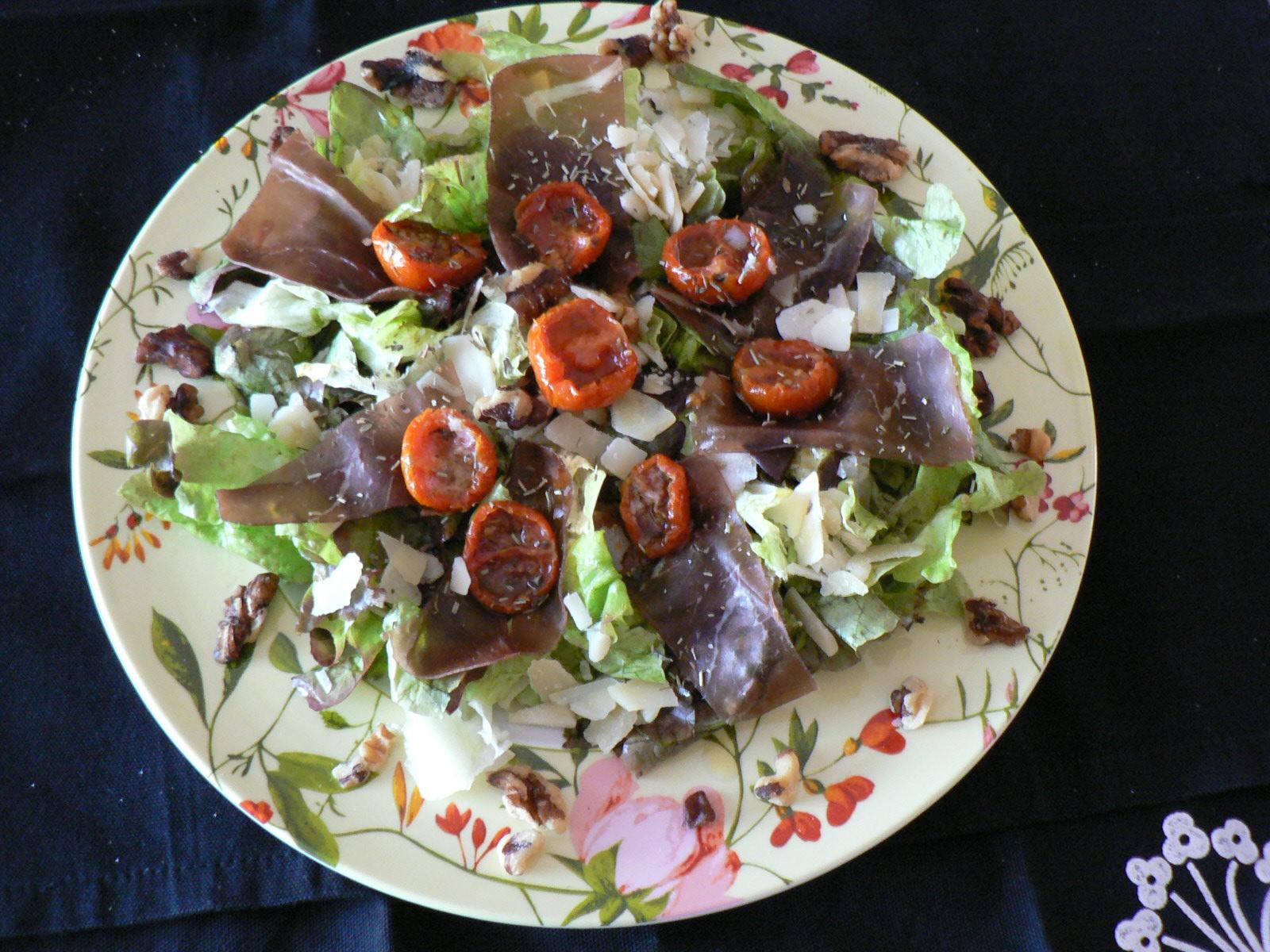 Salade a l 39 italienne blogs de cuisine for Cuisine a l italienne