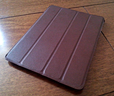 Review funda simil piel para iPad 2.
