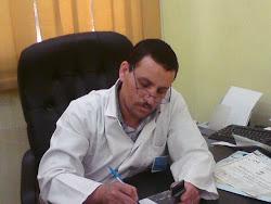 د/ عبد الحكيم أبو القاسم مدير المستشفى