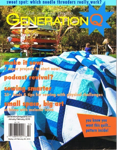 Jan/Feb 2015 Generation Q Magazine