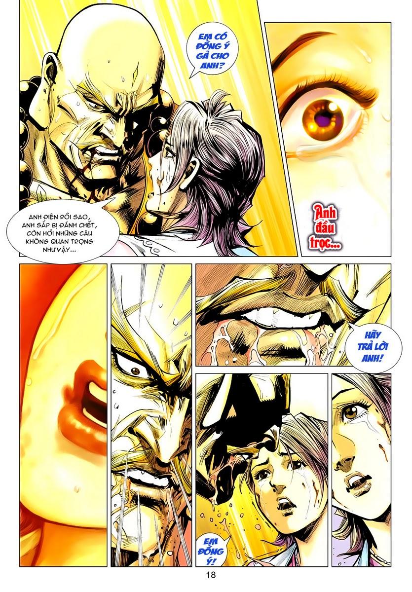 Vương Phong Lôi 2 Chapter 44 - Trang 17
