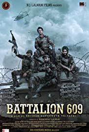 Battalion 609 2019 Hindi Movie Pre-DVDRip 700Mb