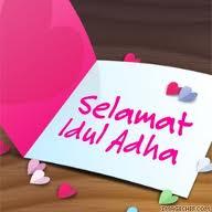 SMS Ucapan Selamat Idul Adha 2012