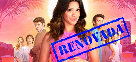 Jane the Virgin (CW): Renovada temporada 2