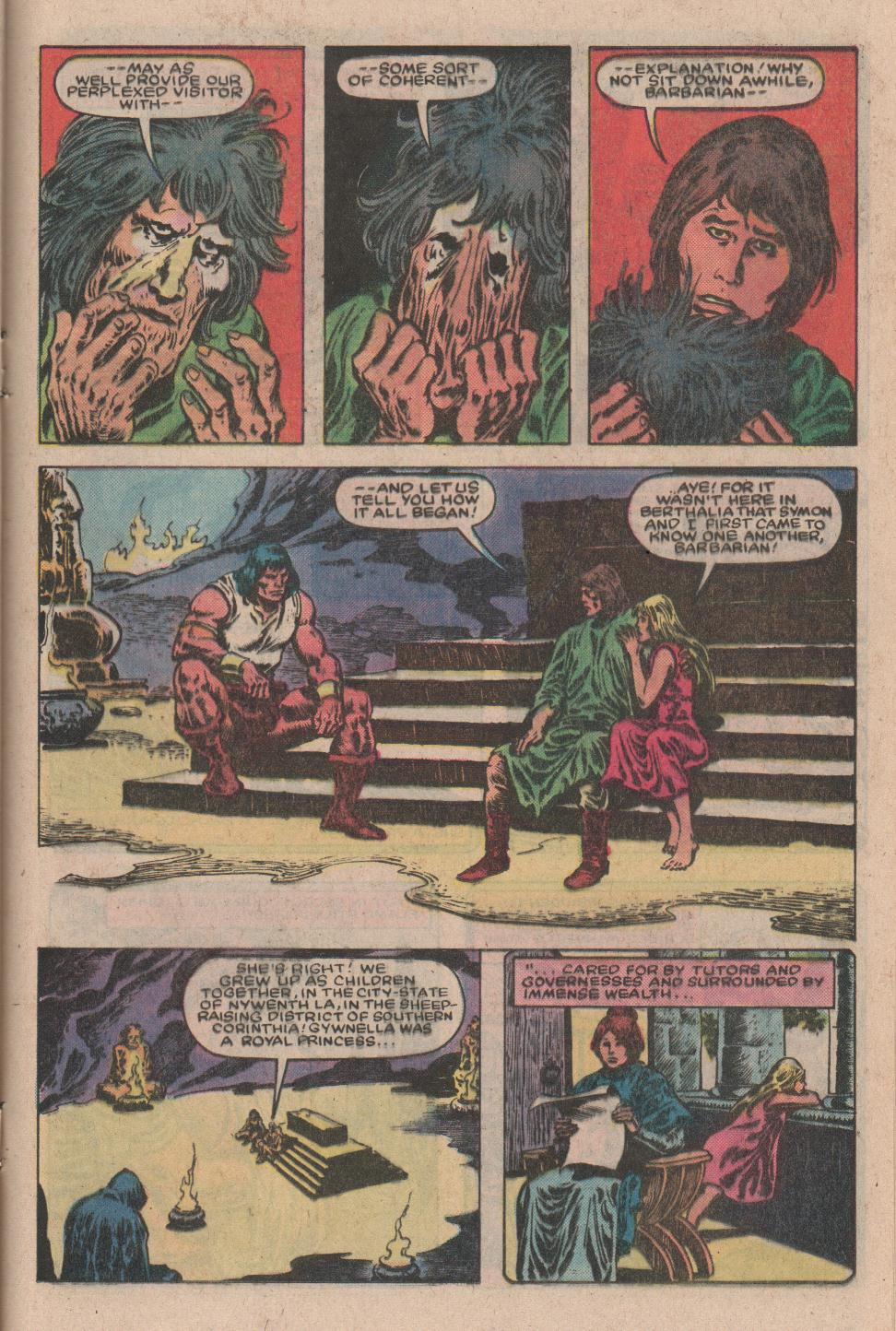 Conan the Barbarian (1970) Issue #157 #169 - English 16