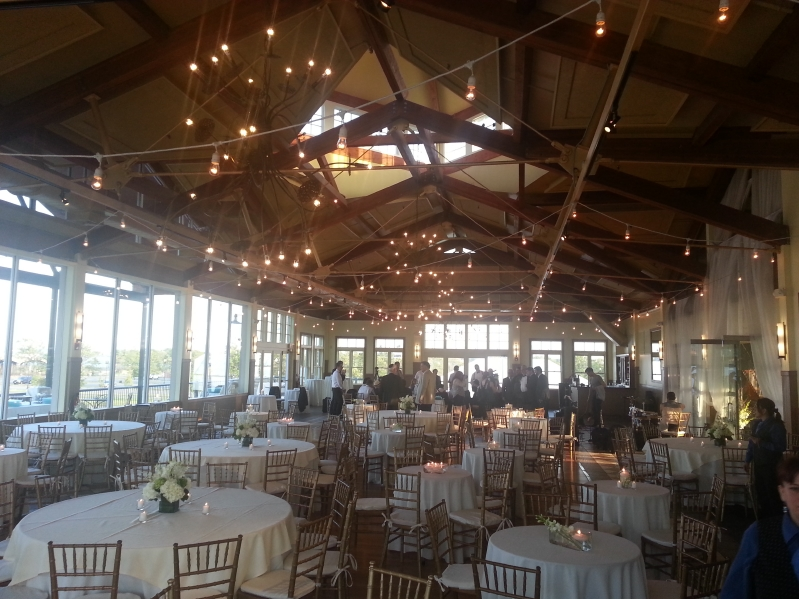 Universal Light and Sound - Recent Events: Liberty House Restaurant - String Lights (Cafe Lights ...