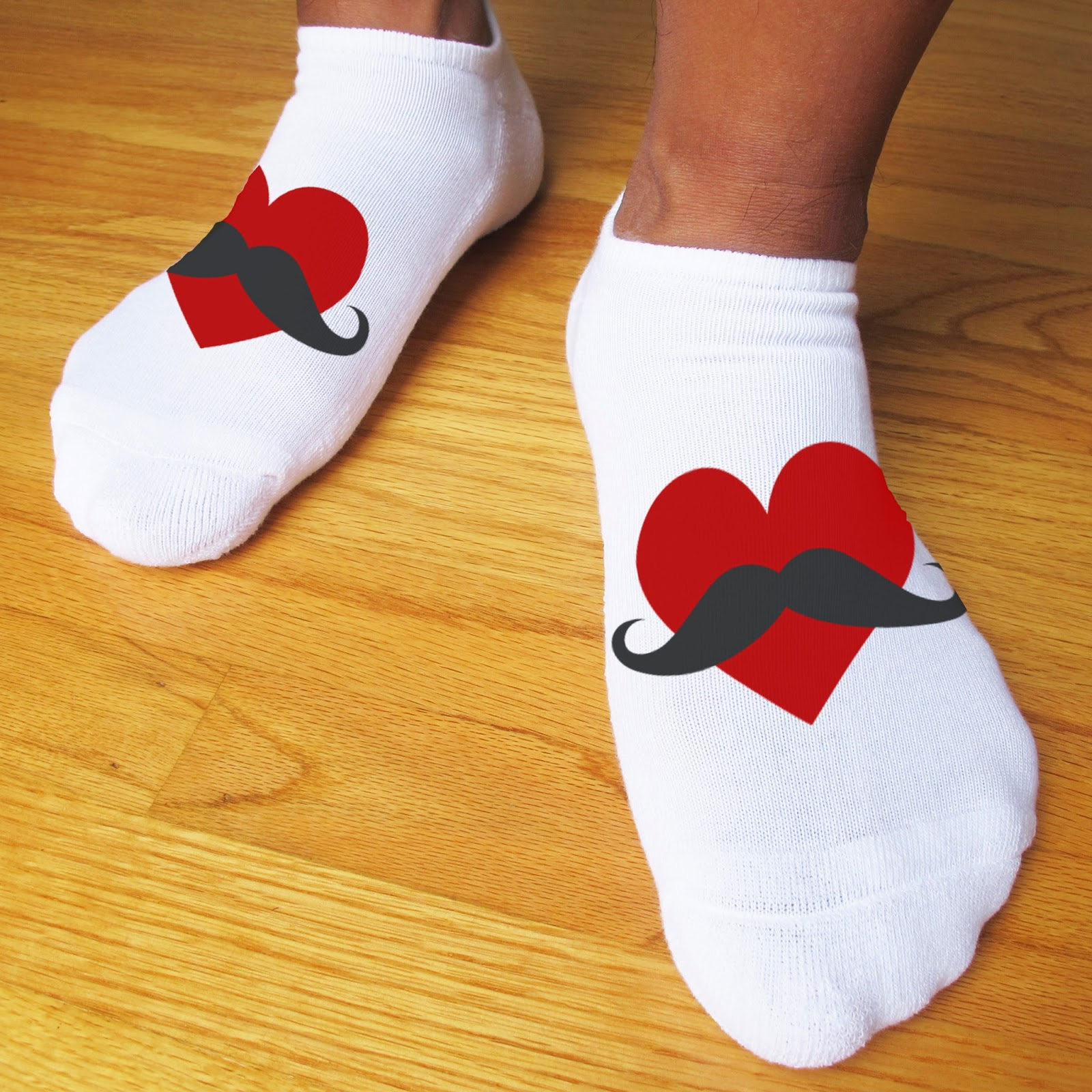 sweet feet and sweet dreams for valentines day - Valentines Socks