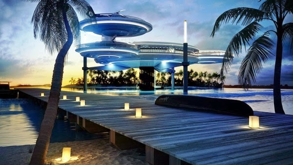 Todos los detalles sobre el hotel bajo mar en dubai iextra o for Imagenes de hoteles bajo el agua