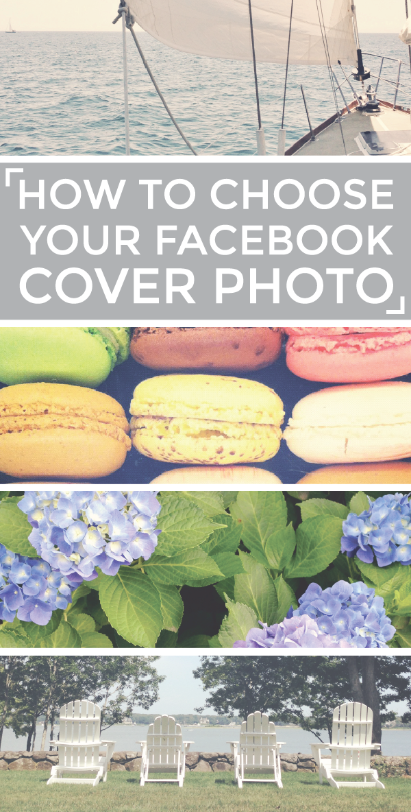 how to choose the right facebook cover photo for your blog or business.