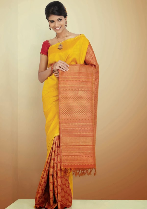 Kumaran Silks Bridal Sarees Album