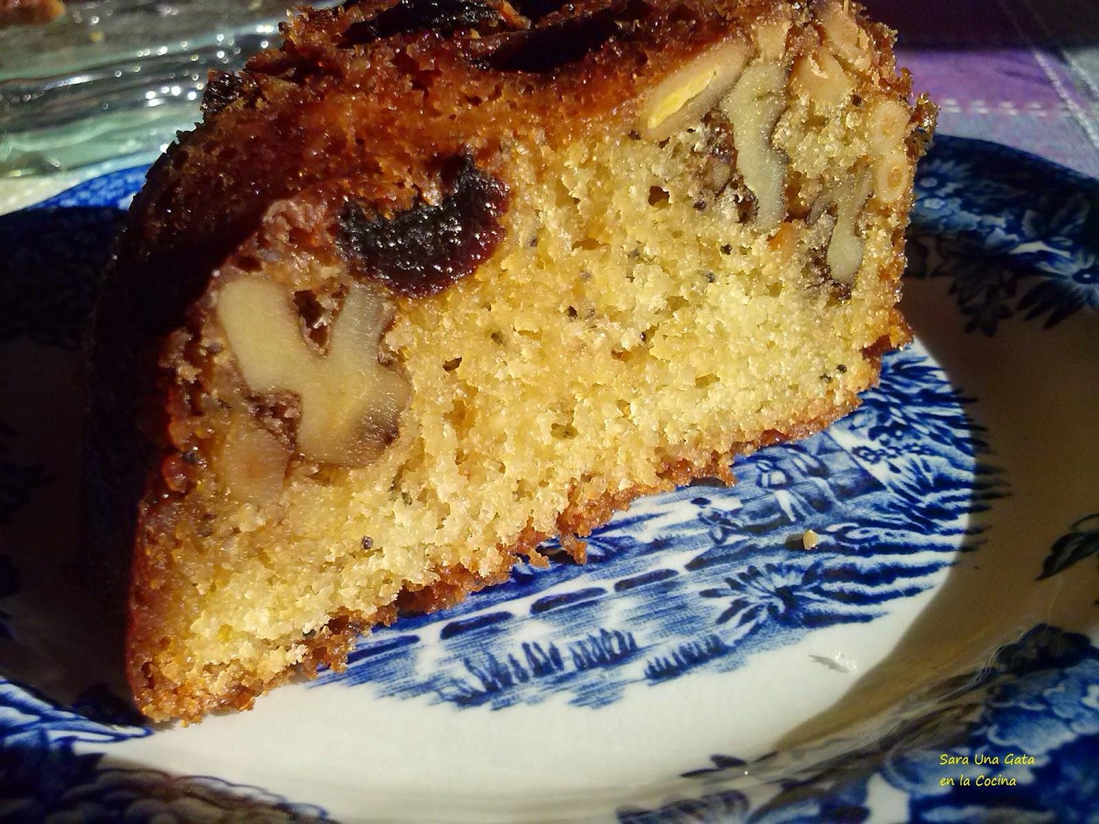 Bundt-cake De Frutos Secos