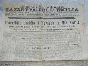 GAZZETTA DELL' EMILIA