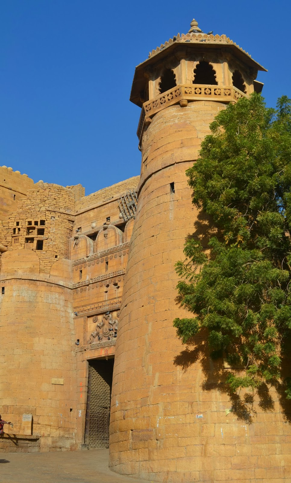 Jaisalmer Fort Gate