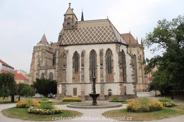 kostel sv. Michala // St. Michael Chapel