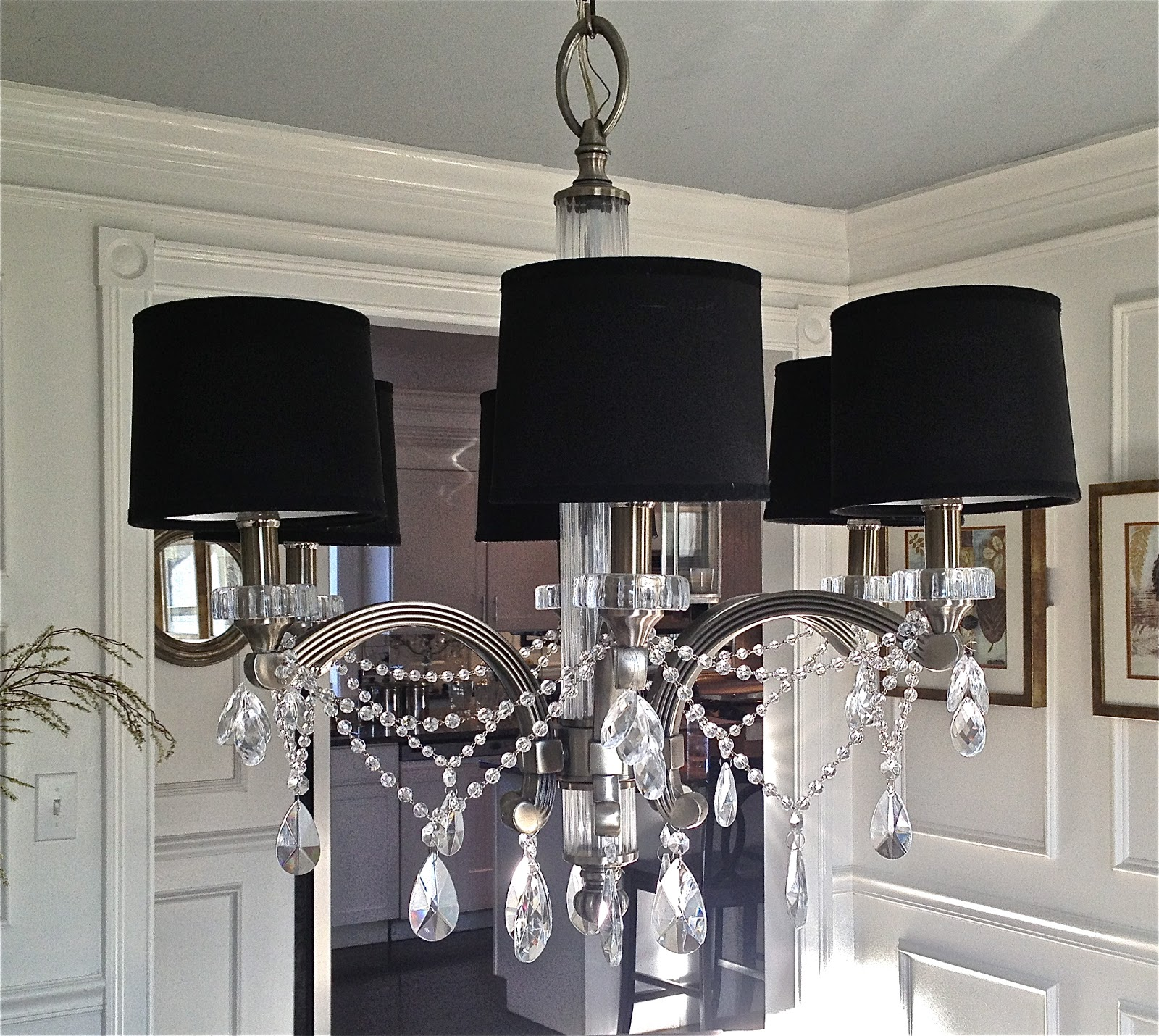 How to make a cheap chandelier my web value how to make a crystal chandelier thursday november 8 2012 aloadofball Images