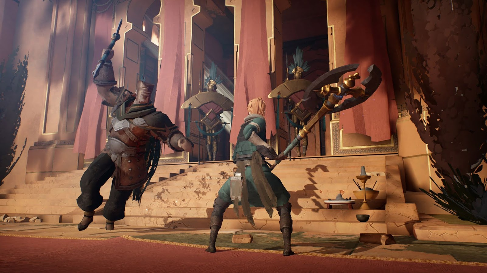 Ashen PC Torrent Imagem