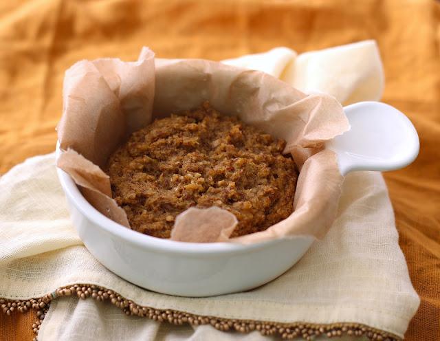 Pumpkin Quinoa Flake Bake
