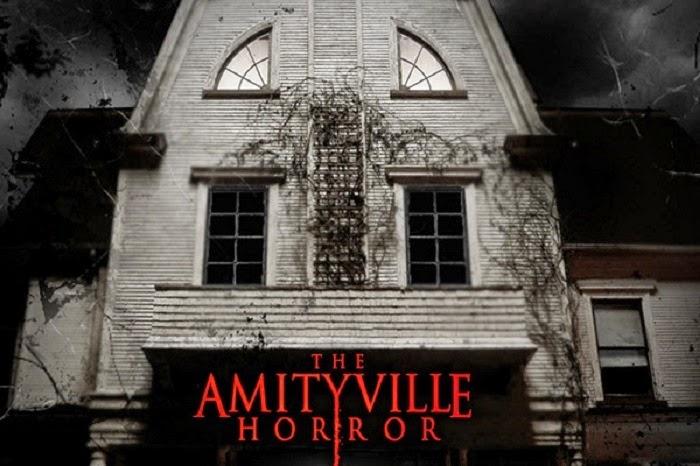 Filme terror em Amityville.