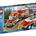 set database: LEGO 4430 fire transporter