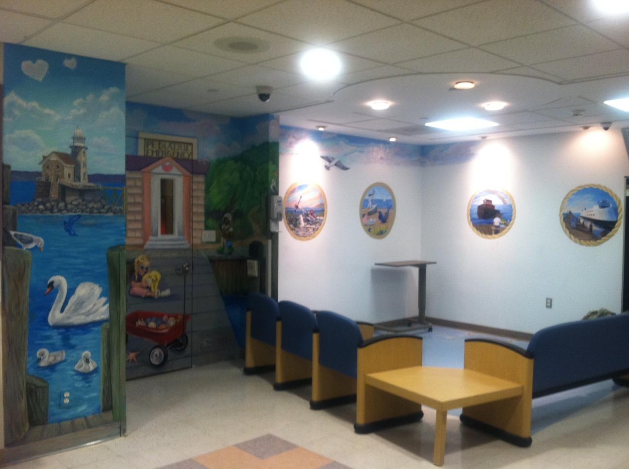 Jefferson Hospital Emergency Room