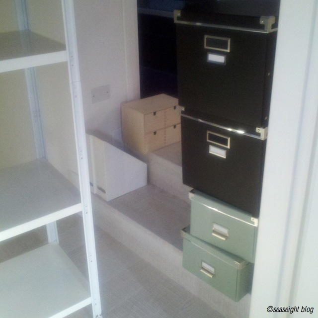 Seaseight design blog my new house chronicle lo for Scaffali ikea metallo