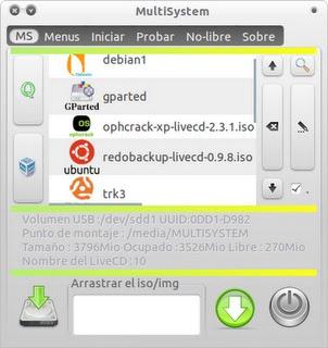 Kreirajte bootabilni USB/SD za više Linux distribucija