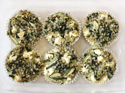 Zelenjavne ajdove tortice brez glutena za malico
