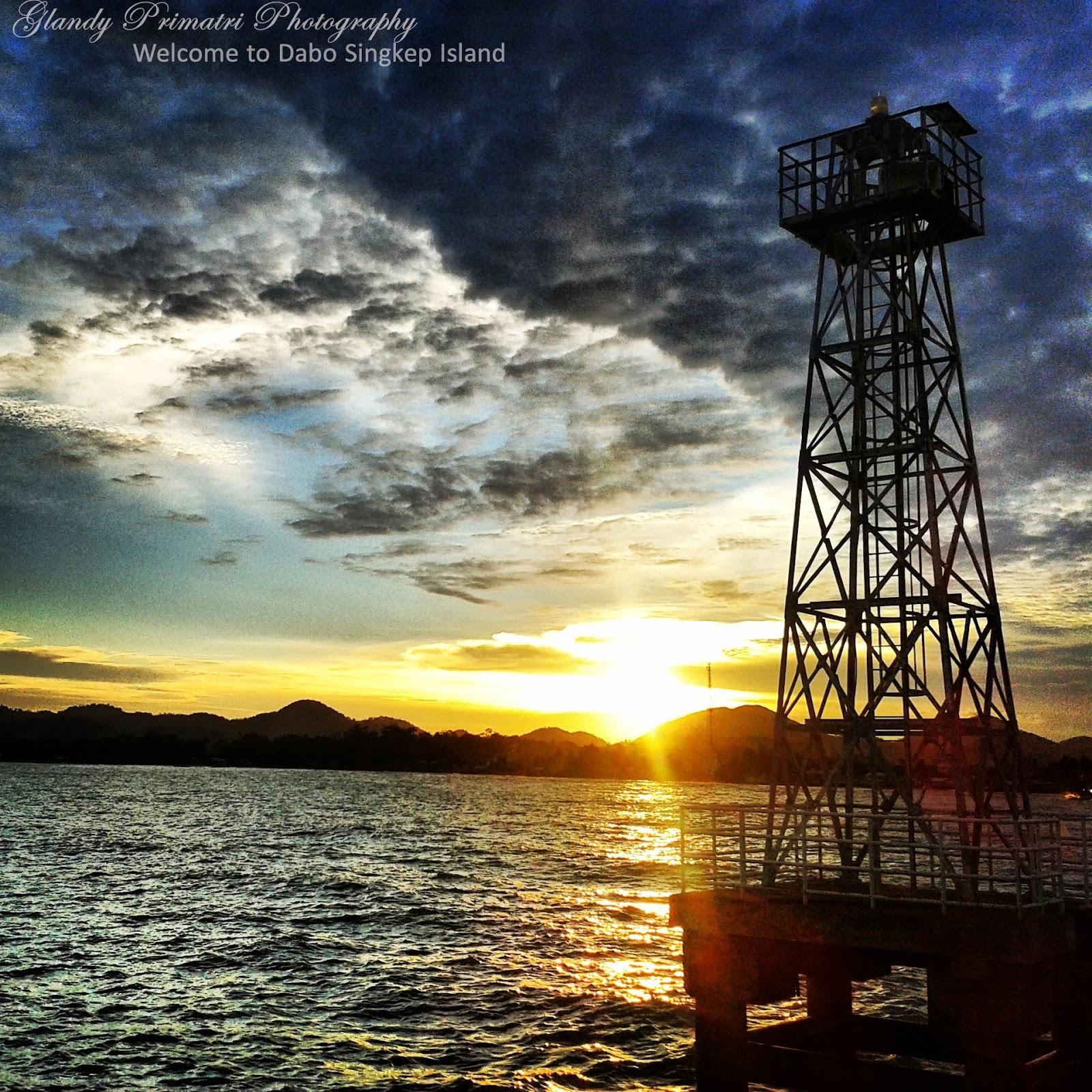 Dabo Singkep, angkutan, laut, pelabuhan, foto