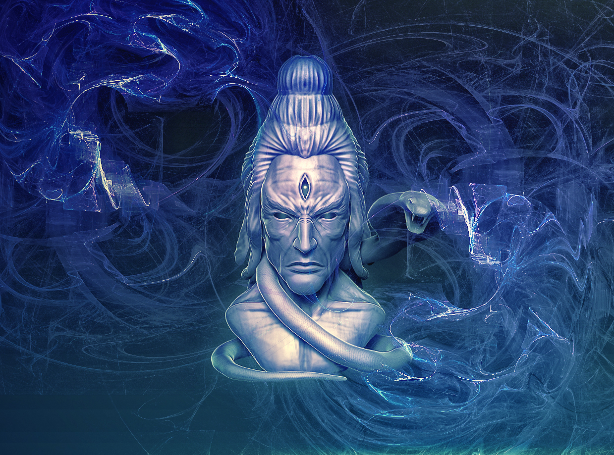 Lord Shiva Angry Angry lord shiva wallpapers 3d