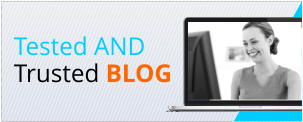 Trusted and tested blog