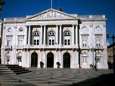 Ayuntamiento de Lisboa (Portugal) - agosto 2002