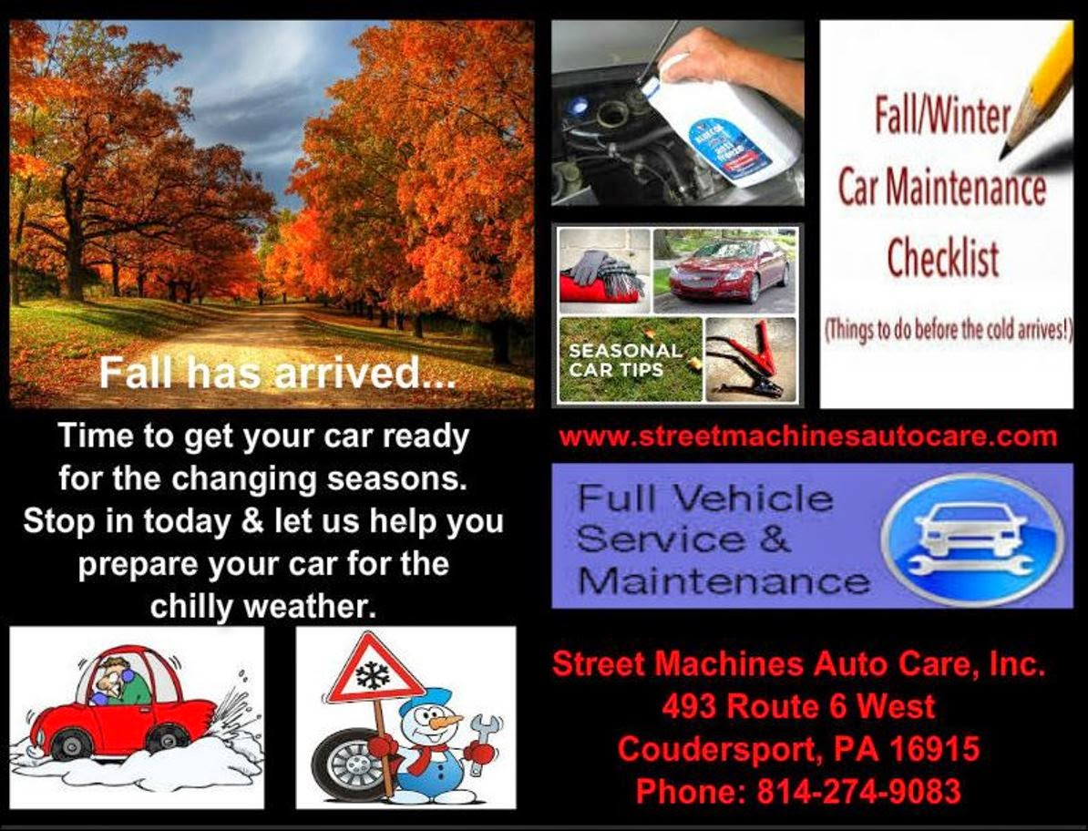 Street Machines Auto Care