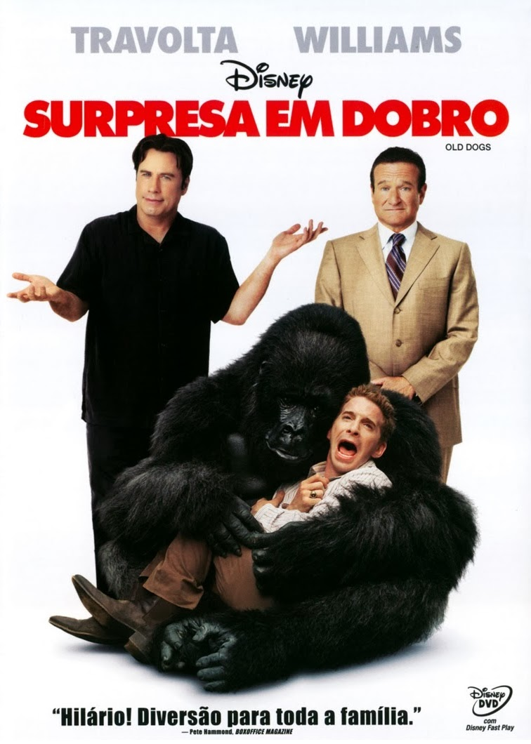 Surpresa em Dobro – Dublado (2009)