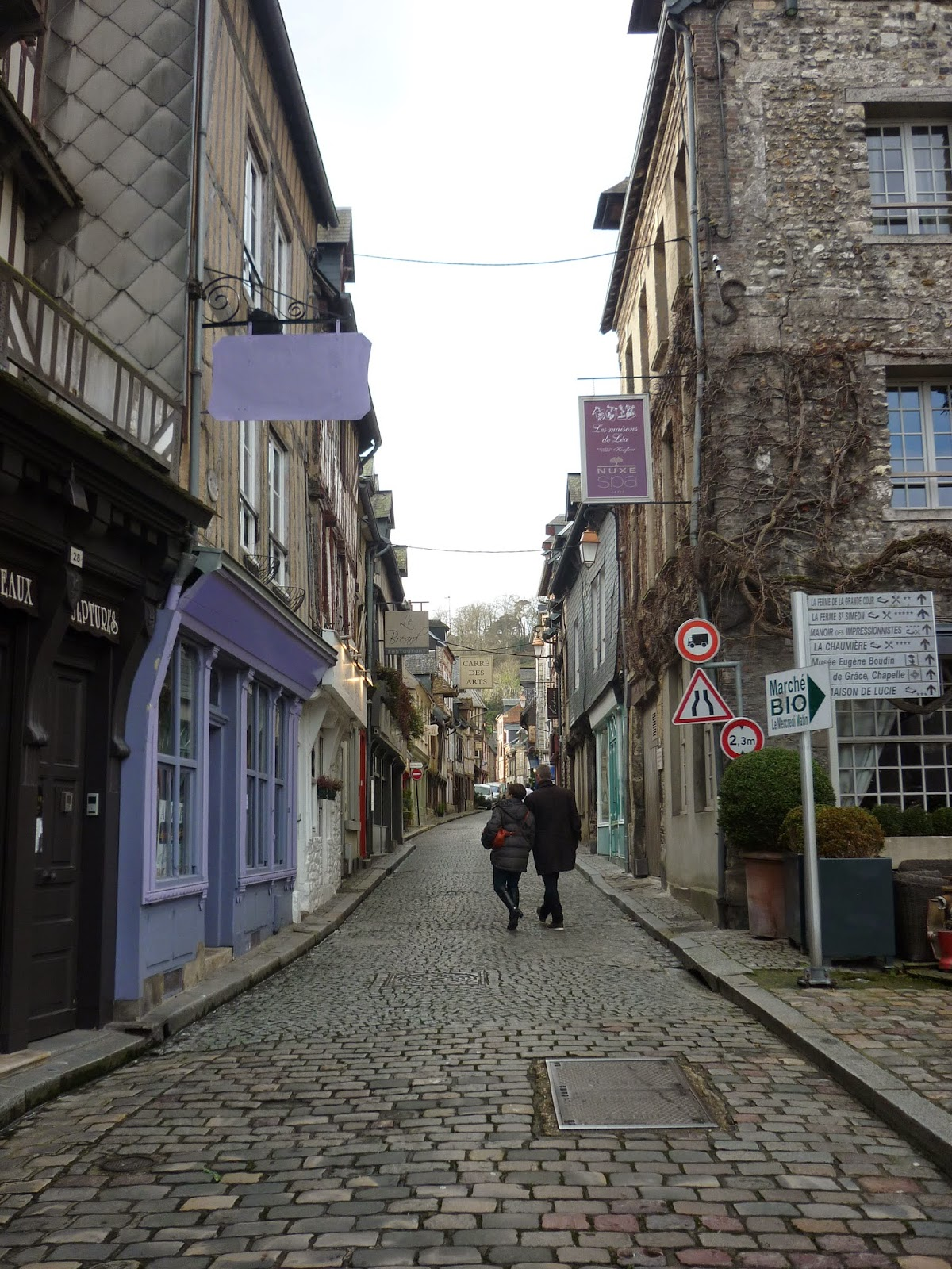 Rues de Honfleur